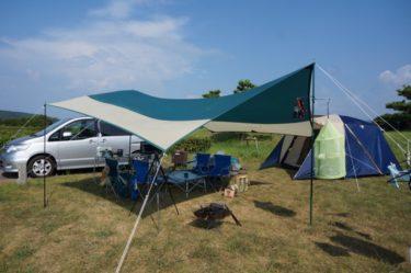 夏休みキャンプ初心者向き・温泉付き・海に近いスポット東北編