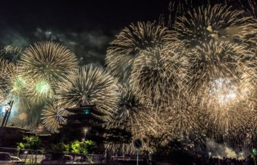 琵琶湖花火大会のアクセス・駐車場は?おすすめスポットを紹介!
