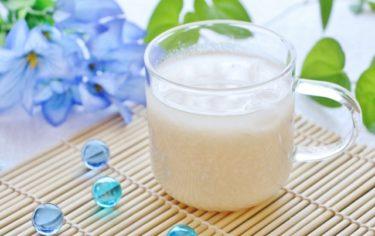 国菊の甘酒の口コミ紹介!発芽玄米の栄養価とおすすめ飲み方は?