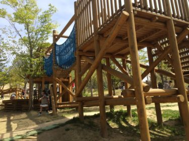福島県子供の遊び場でおすすめの公園は?室内もある?食事は出来る?