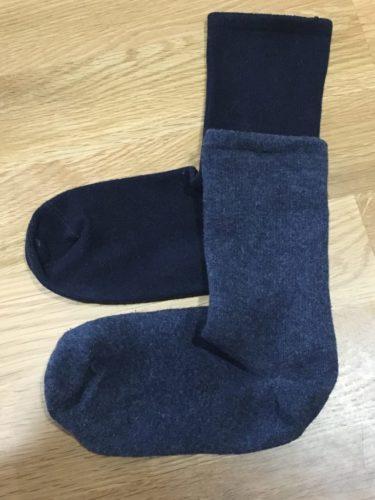 無印良品足なり直角靴下は子供に履かせたい!ずれない・暖かいワケは?